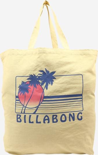 """BILLABONG """"Чанта тип """"""""Shopper"""""""""""" 'Surf' в нейви синьо / жълто / огнено червено, Преглед на продукта"""