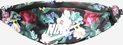 Nike Sportswear Sacs banane 'Heritage' en mélange de couleurs / noir, Vue avec produit