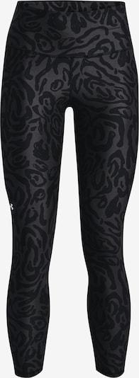 UNDER ARMOUR Sporthose in anthrazit / schwarz, Produktansicht