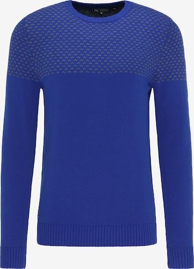 MO Sweater in Beige / Blue, Item view