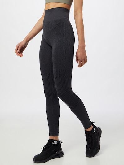 Athlecia Tights 'ALYSA MELANGE' in schwarz, Modelansicht