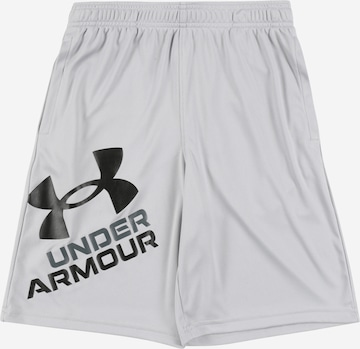UNDER ARMOUR Sporthose 'Prototype 2.0' in Grau