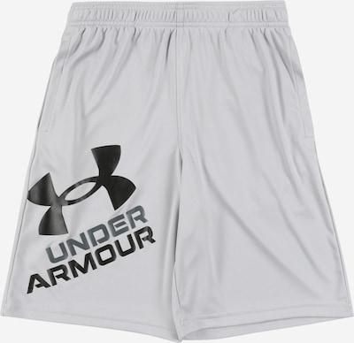 Sportinės kelnės 'Prototype 2.0' iš UNDER ARMOUR , spalva - pilka / juoda, Prekių apžvalga