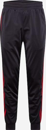 Kelnės iš ADIDAS ORIGINALS , spalva - raudona / juoda, Prekių apžvalga