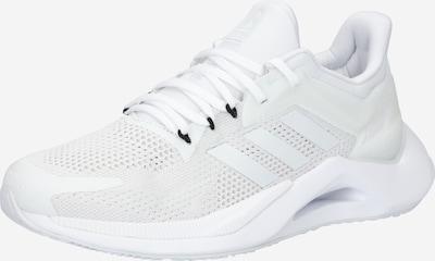 ADIDAS PERFORMANCE Chaussure de course 'ALPHATORSION 2.0' en noir / blanc cassé, Vue avec produit