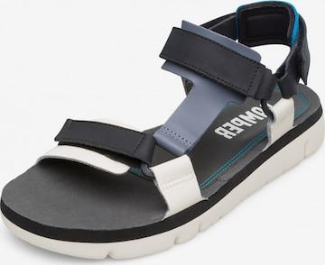 Sandales 'Oruga' CAMPER en bleu