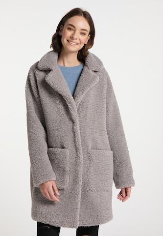 MYMO Mantel in Grau