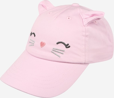 Carter's Cap 'KITTY' in pink / schwarz / silber, Produktansicht