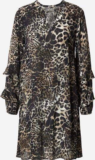 PRINCESS GOES HOLLYWOOD Dress 'Leo' in Beige / Brown / Black, Item view