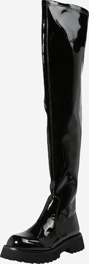 Jeffrey Campbell Stiefel 'BREAK' in schwarz, Produktansicht