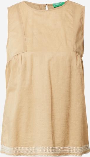 UNITED COLORS OF BENETTON Blusa en beige, Vista del producto