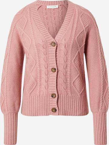 Giacchetta di rosemunde in rosa