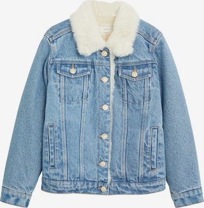 MANGO KIDS Jacke 'lisa' in blue denim, Produktansicht