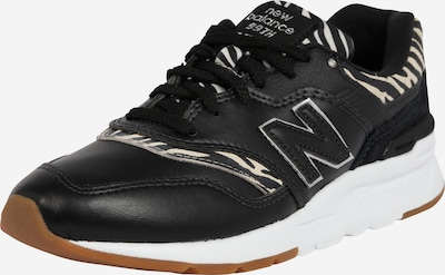 new balance Sneakers low in Black / White, Item view