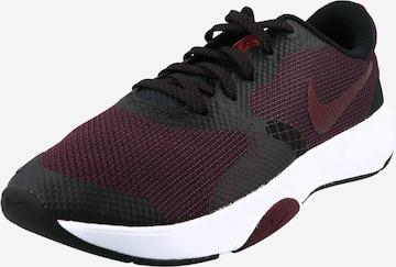 juoda NIKE Sportiniai batai 'City Rep'