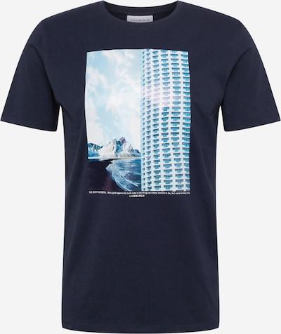 Lindbergh T-Krekls, krāsa - tumši zils, Preces skats
