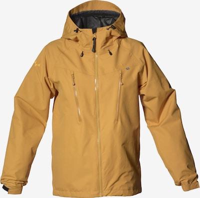 Isbjörn of Sweden Outdoor jacket in Dark yellow, Item view