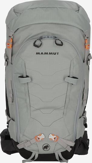 MAMMUT Sportrugzak 'Trion Spine 35' in de kleur Grijs / Zwart, Productweergave