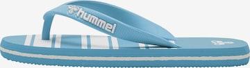 Claquettes / Tongs Hummel en bleu