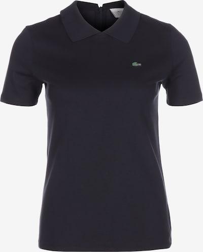 Lacoste LIVE Shirt 'Chemise' in nachtblau / grün, Produktansicht
