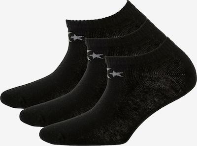 CONVERSE Sokken in de kleur Zwart / Wit, Productweergave