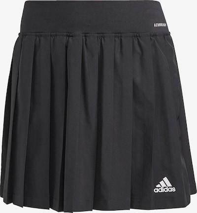 ADIDAS PERFORMANCE Sportrock in schwarz / weiß, Produktansicht