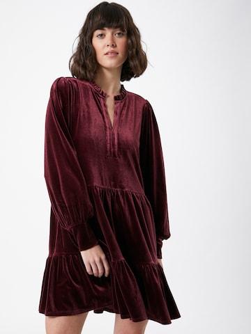 Part Two Košeľové šaty 'Viggase' - Červená