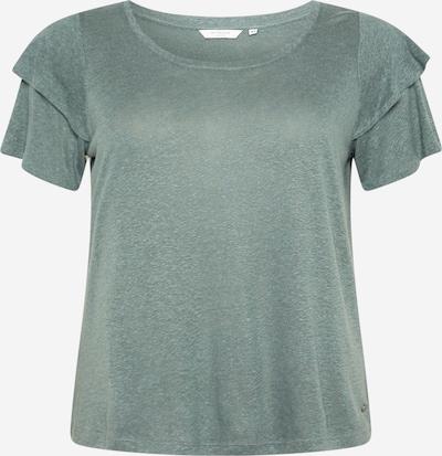 MY TRUE ME T-shirt en vert foncé, Vue avec produit