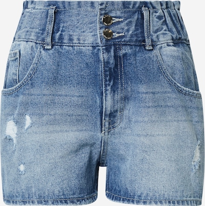 ONLY Shorts in blue denim, Produktansicht
