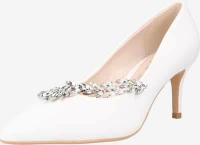 BUFFALO Pumps 'ISABELLE' in White, Item view