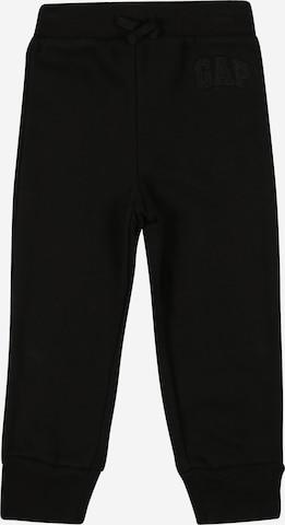 GAP Püksid, värv must