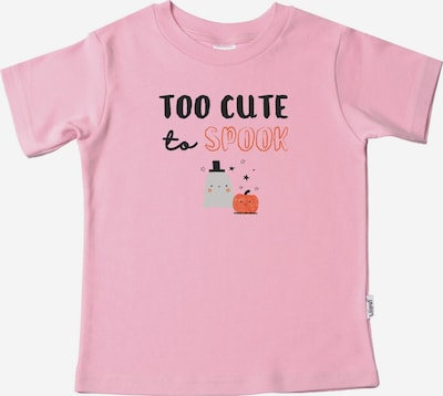 "LILIPUT T-Shirt ""TOO CUTE to SPOOK"" in rosa, Produktansicht"
