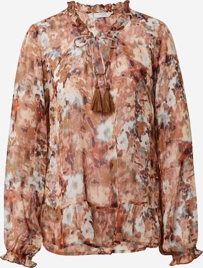 Camicia da donna 'Babette' Cream di colore opale / marrone / rosé / bianco, Visualizzazione prodotti