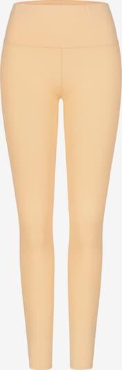 Cotton Candy Leggings 'SADE' in hellgelb, Produktansicht
