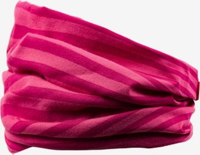 MAXIMO Sjaal in de kleur Lichtroze / Donkerroze, Productweergave