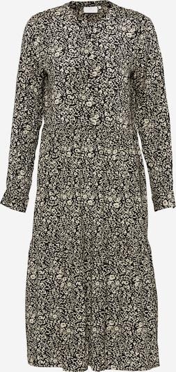 Kaffe Robe-chemise 'Gemma' en beige / noir, Vue avec produit