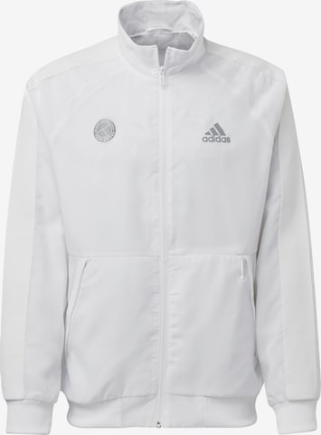 ADIDAS PERFORMANCE Sportjacke in Weiß