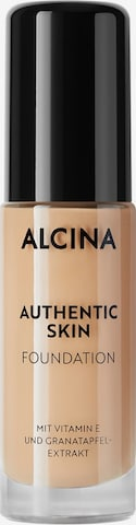 Alcina Foundation 'Authentic Skin' in Beige