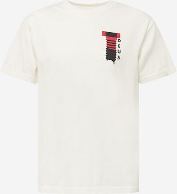 DEUS EX MACHINA Shirt 'Naito Venice' in White