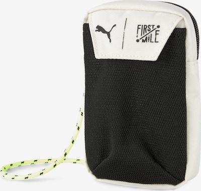 PUMA PUMA x FIRST MILE Brustbeutel in schwarz / weiß, Produktansicht