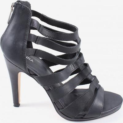 AKIRA Riemchen-Sandaletten in 39 in schwarz, Produktansicht