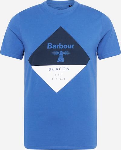 Barbour Beacon Тениска в морскосиньо / кралско синьо / бяло, Преглед на продукта