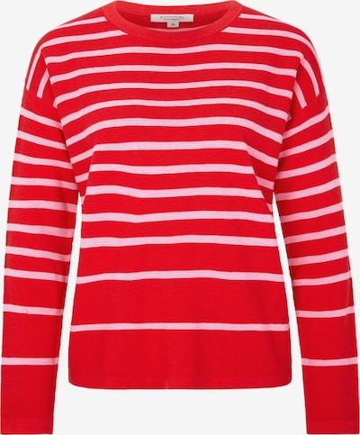 Ci comma casual identity Pullover in rot, Produktansicht
