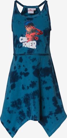 Miraculous Kleid in Blau