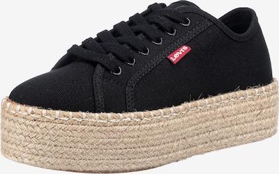 LEVI'S Sneakers in schwarz, Produktansicht