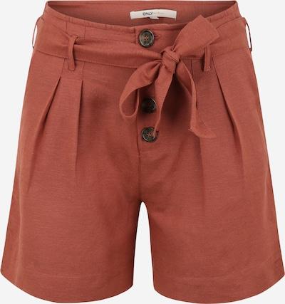 Only Tall Bandplooibroek 'VIVA' in de kleur Pastelrood, Productweergave
