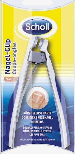 SCHOLL Nagel-Clip in, Produktansicht