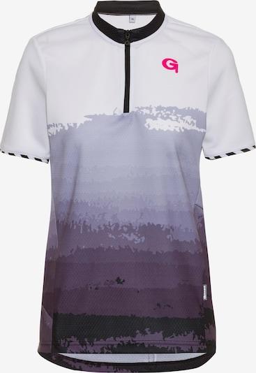GONSO Trikot 'Seolane' in marine / taubenblau / weiß, Produktansicht