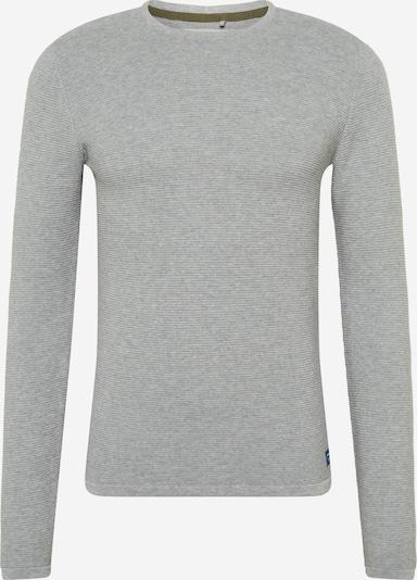 BLEND Džemperis, krāsa - raibi pelēks, Preces skats