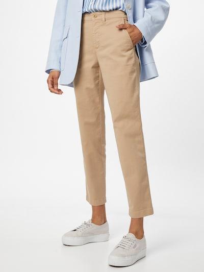 Lauren Ralph Lauren Hose 'GABBY' in beige, Modelansicht